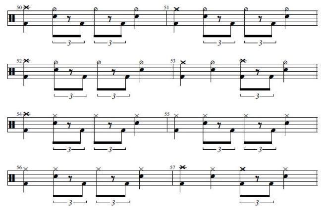 Vulture Drums Segment 01a
