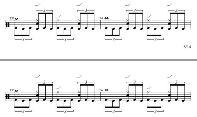 Vulture Drums Segment 05a